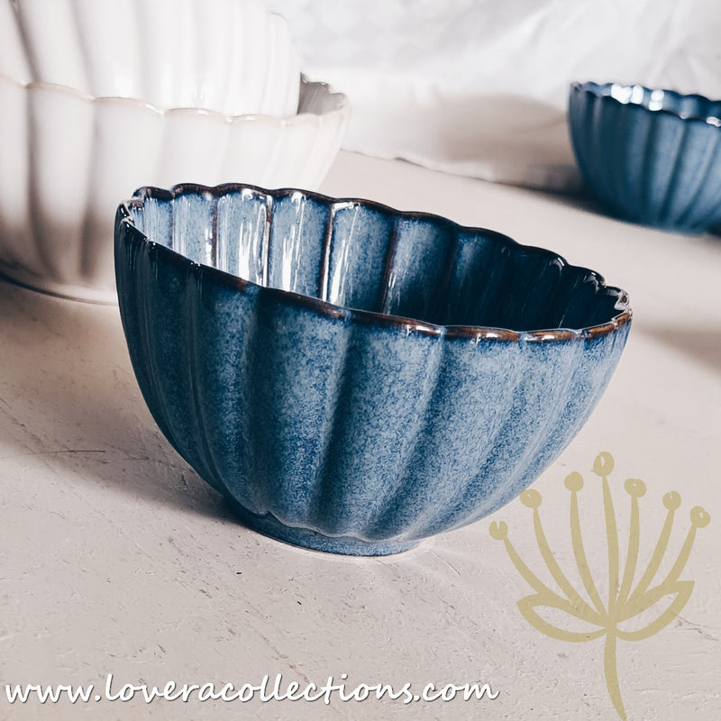 Rustic Seashell Dinnerware Collection
