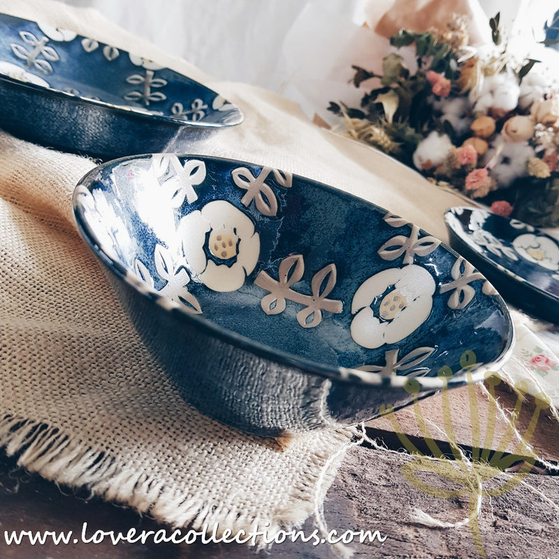 Aito Japan Nordic Floral Dinnerware Collection