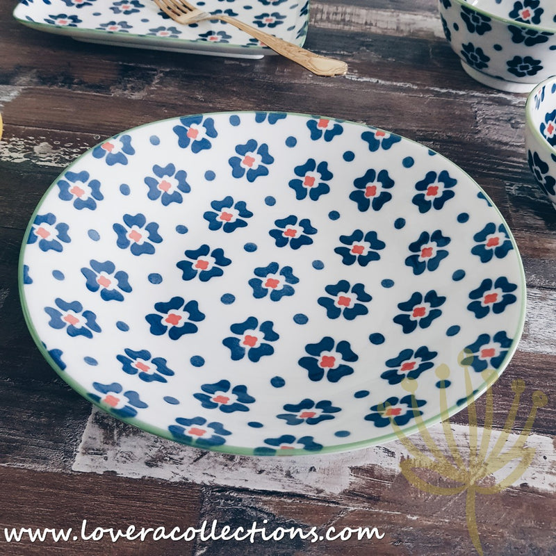 Awasaka Pollen Assorted Colors Dinnerware Collection LOVERA28HUAT