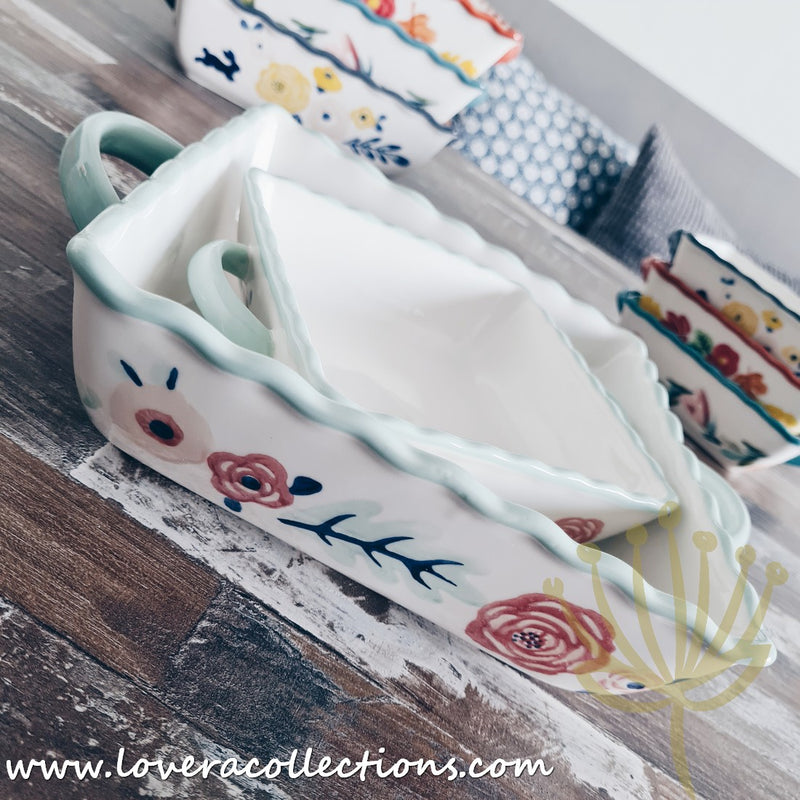 Seasons Floral Bakeware & Serveware Collection