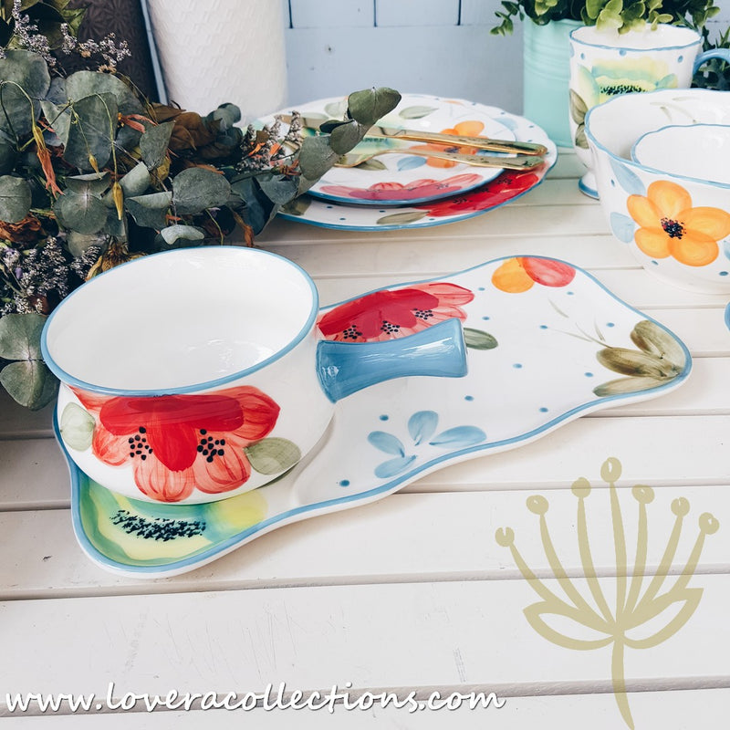 Spring Blossom Dinnerware & Serveware Collection