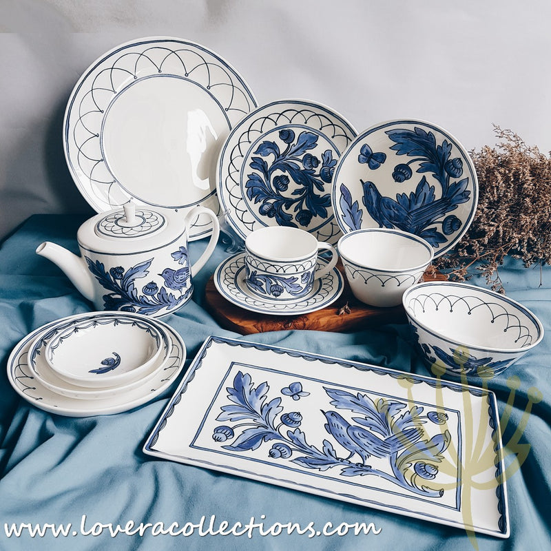 Twig New York Heritage Blue Bird Collection