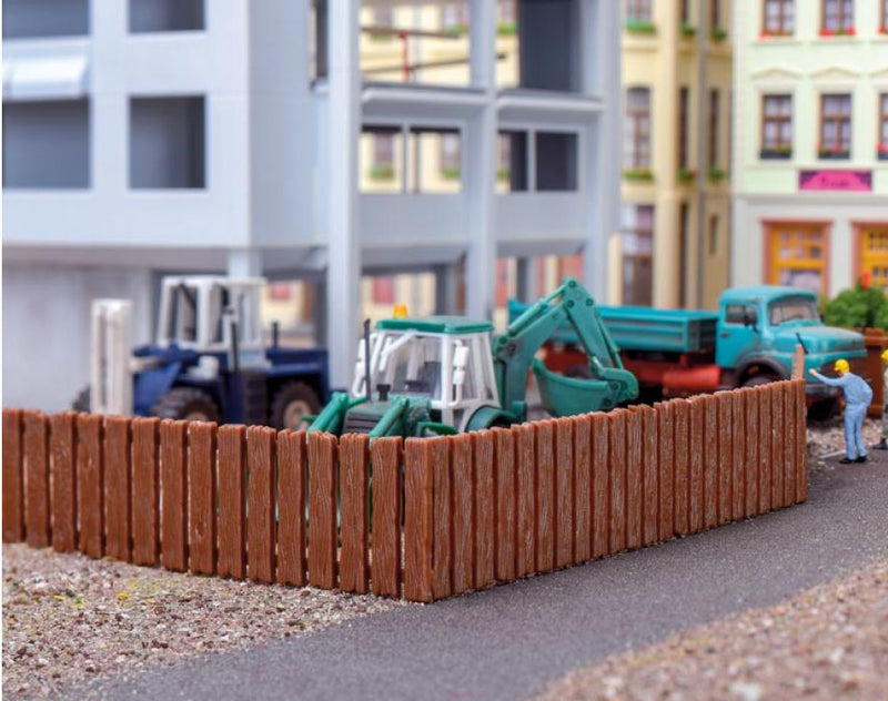 H0 Vollmer 45015 - Hoarding Fence