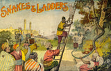 The History of Snakes and Ladders