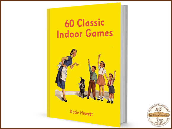 60 Classic Indoor Games Book