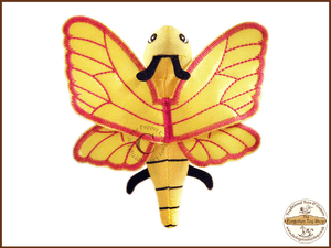 Butterfly Finger Puppet The Puppet Company - The Forgotten Toy Shop Limited