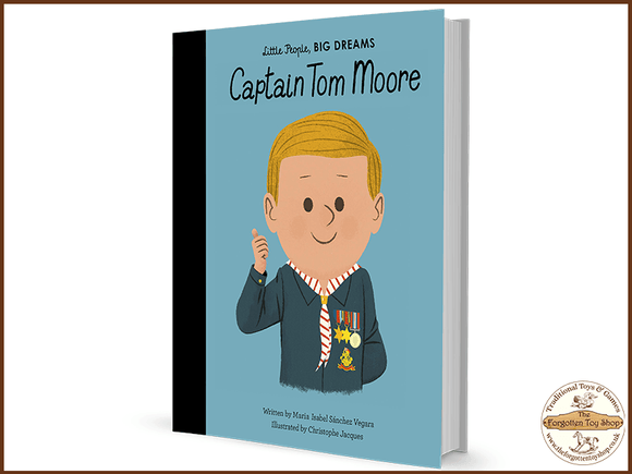 Little People, Big Dreams - Captain Tom Moore