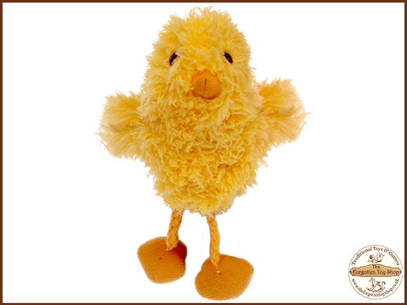 Chick Finger Puppet The Puppet Company - The Forgotten Toy Shop Limited