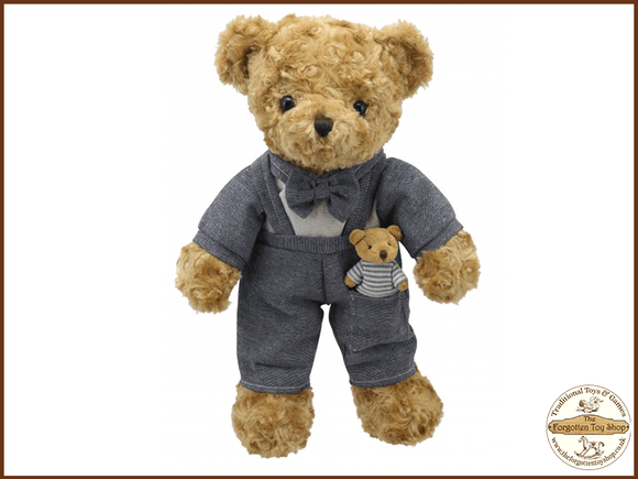 Wilberry Dressed Animals - Daddy Bear