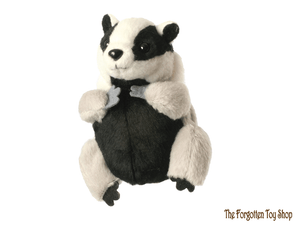 Badger Finger Puppet The Puppet Company - The Forgotten Toy Shop Limited