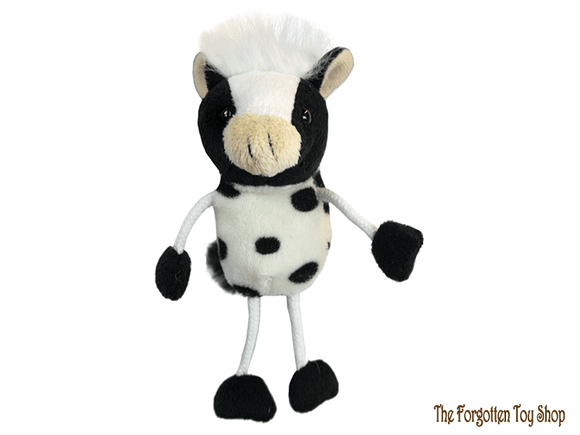 Cow Finger Puppet The Puppet Company - The Forgotten Toy Shop Limited
