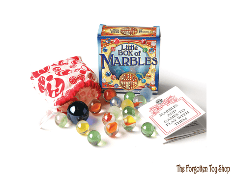 Little Box of Marbles House of Marbles - The Forgotten Toy Shop Limited