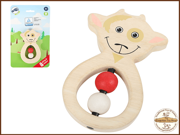 Ludwig Wooden Grip Toy
