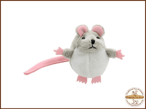Mouse (Grey) Finger Puppet