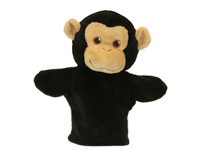 My First Puppet - Chimp The Puppet Company - The Forgotten Toy Shop Limited