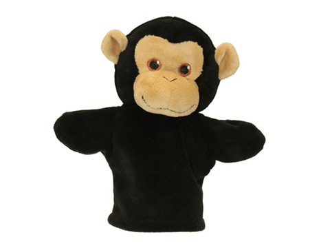 My First Puppet - Chimp