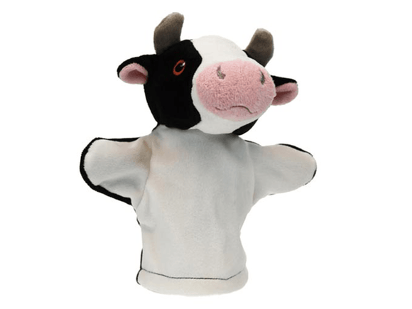 My First Puppet - Cow The Puppet Company - The Forgotten Toy Shop Limited