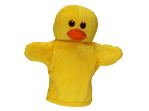 My First Puppet - Duck The Puppet Company - The Forgotten Toy Shop Limited