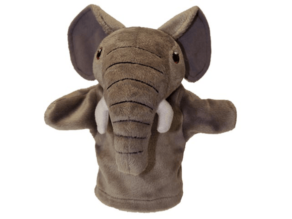 My First Puppet - Elephant The Puppet Company - The Forgotten Toy Shop Limited