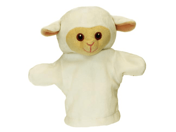 My First Puppet - Lamb The Puppet Company - The Forgotten Toy Shop Limited