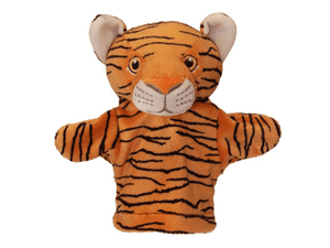 My First Puppet - Tiger The Puppet Company - The Forgotten Toy Shop Limited