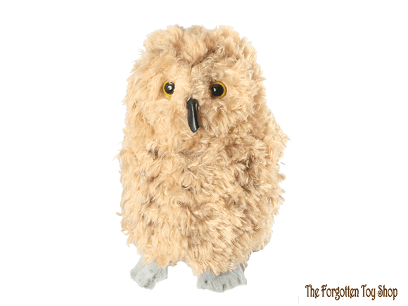 Owl (Tawny) Finger Puppet The Puppet Company - The Forgotten Toy Shop Limited