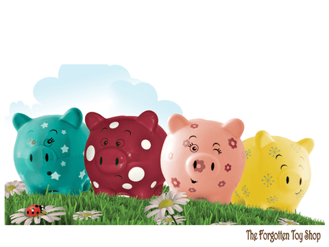 Penny Pig Money Bank