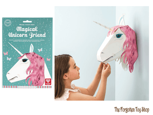 Magical Unicorn Friend Clockwork Soldier - The Forgotten Toy Shop Limited