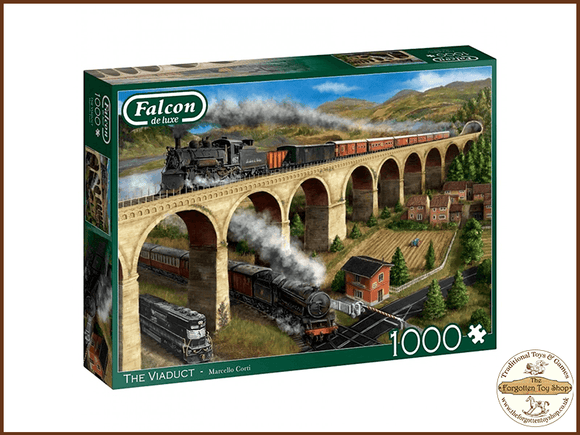 Falcon de luxe 1000pc Jigsaw - The Viaduct