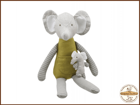 Wilberry Families - Elephant Wilberry Toys - The Forgotten Toy Shop Limited