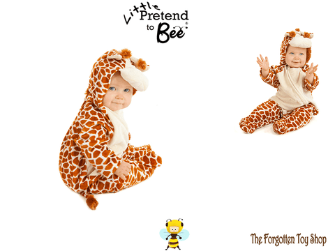 Giraffe Baby Costume Pretend to Bee - The Forgotten Toy Shop Limited