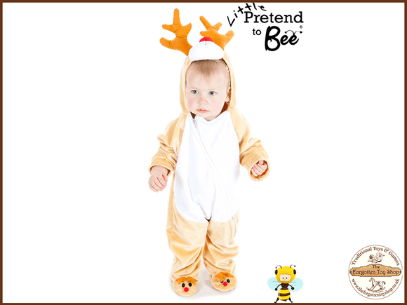 Baby Reindeer All in One Costume