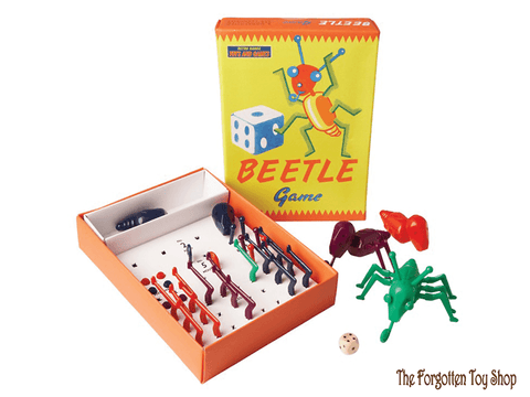 The Beetle Game House of Marbles - The Forgotten Toy Shop Limited