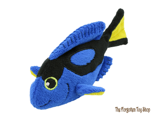 Blue Tang Finger Puppet The Puppet Company - The Forgotten Toy Shop Limited