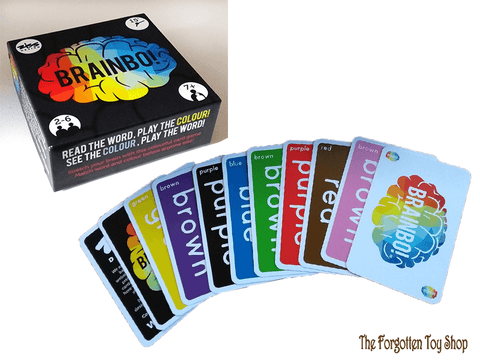 Brainbo! Ziss Design - The Forgotten Toy Shop Limited