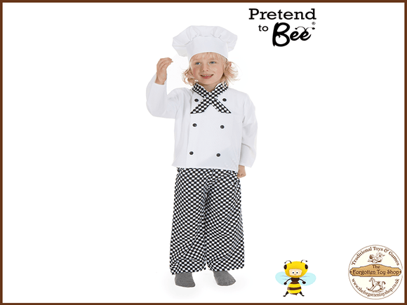 Chef Costume Dress Up