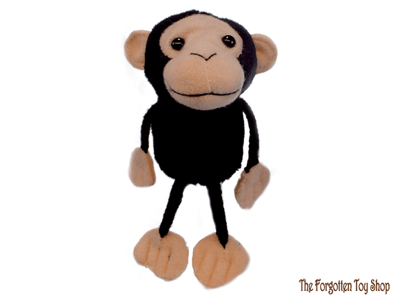 Chimp Finger Puppet The Puppet Company - The Forgotten Toy Shop Limited