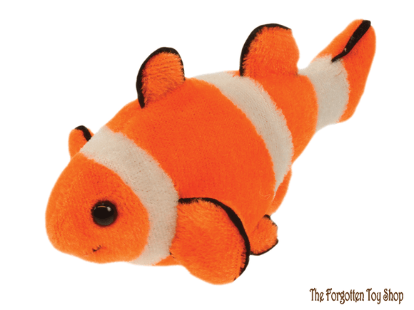 Clown Fish Finger Puppet The Puppet Company - The Forgotten Toy Shop Limited