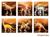 Dinosaur Prehistoric Figures Tobar - The Forgotten Toy Shop Limited