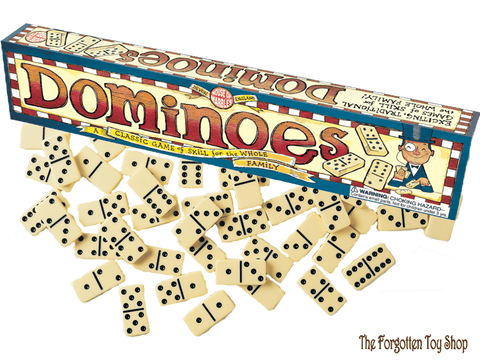 Dominoes House of Marbles - The Forgotten Toy Shop Limited