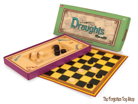 Draughts Tobar - The Forgotten Toy Shop Limited