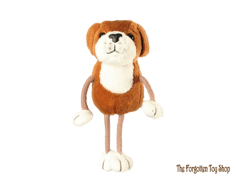 Dog Finger Puppet The Puppet Company - The Forgotten Toy Shop Limited