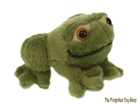 Frog Finger Puppet The Puppet Company - The Forgotten Toy Shop Limited