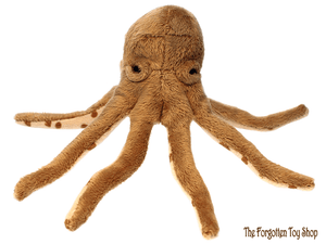 Octopus Finger Puppet The Puppet Company - The Forgotten Toy Shop Limited