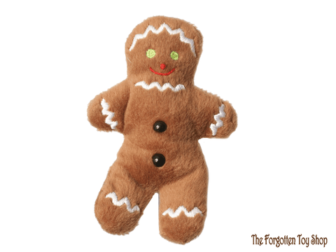 Gingerbread Man Finger Puppet The Puppet Company - The Forgotten Toy Shop Limited