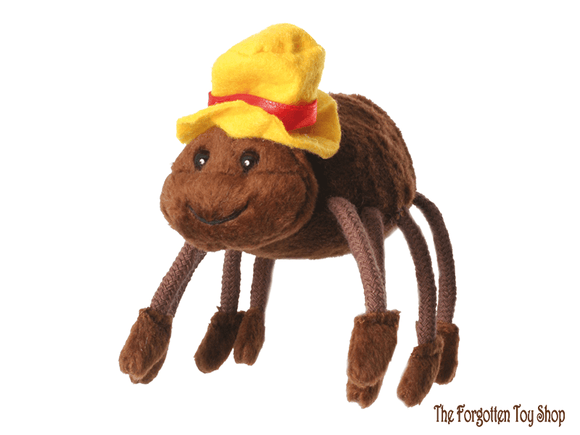 Spider (Incy Wincy) Finger Puppet The Puppet Company - The Forgotten Toy Shop Limited