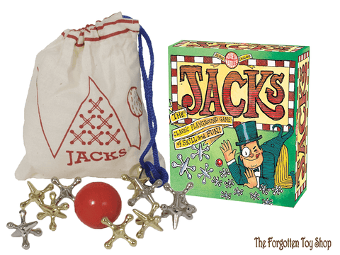 Traditional Jacks House of Marbles - The Forgotten Toy Shop Limited