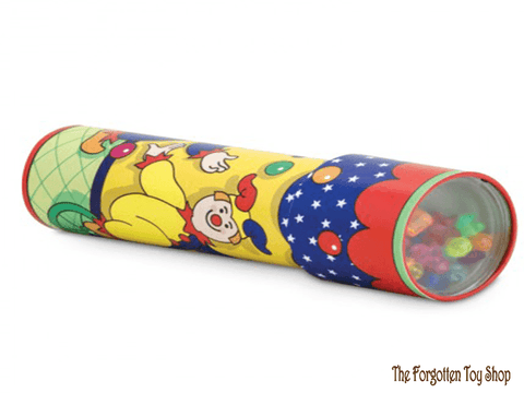 Jester Tin Kaleidoscope Tobar - The Forgotten Toy Shop Limited