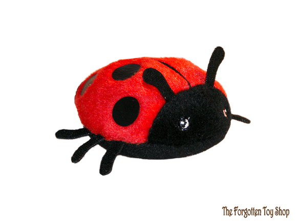 Ladybird Finger Puppet The Puppet Company - The Forgotten Toy Shop Limited