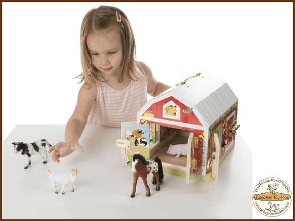Latches Barn Melissa & Doug - The Forgotten Toy Shop Limited
